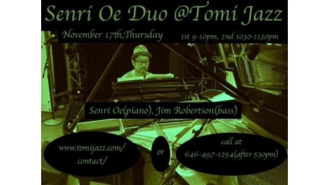 Wisconsin & Tomi Jazz.
