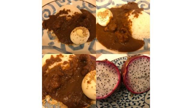 European Style Curryに挑戦