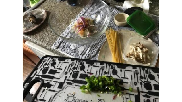 大江屋レシピ (53) 「千兵衛の梅しめじおろしスパゲッチー」の巻