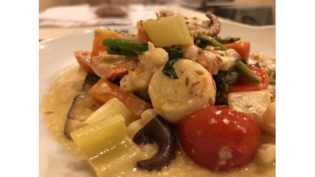 大江屋レシピ (64) 「蛸と野菜のマヨネーズ炒め北海園風」の巻