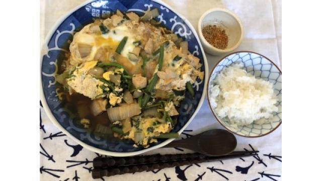 大江屋レシピ(87) 「いんげんと鶏肉の卵とじ」の巻