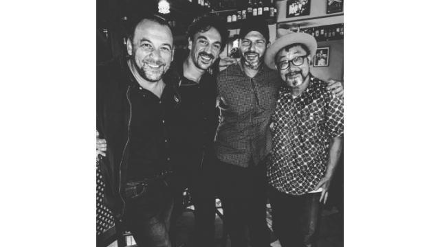 Stefano, Andrea, Omar & Senri!