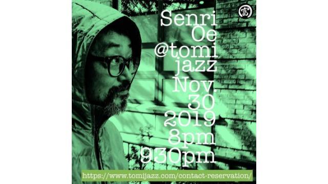 Senri Oe Tomi Jazz , NYC ,11/30
