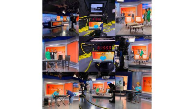 大江千里がNBC California networkの人気番組California Liveに12/31 12pm出演します。