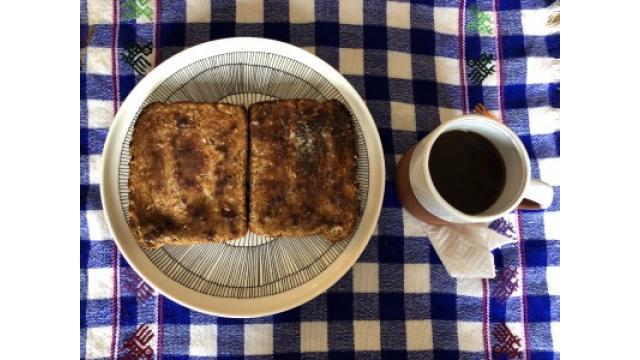 大江屋レシピ(104) 「あんこバタートースト」の巻