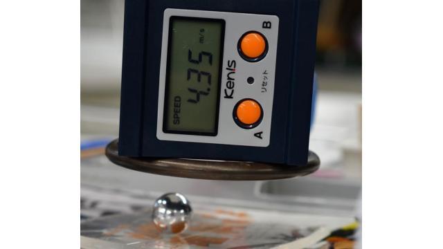 科学イノベーション挑戦講座第6回「物体の落ちる速度を調べよう」を実施しました
