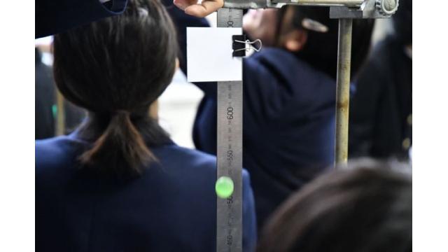 松山南高等学校スーパーサイエンスハイスクール(SSH)事業に参加しました