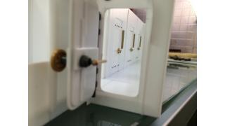 防水扉と小部屋を作り厨房ジオラマ完成!|スチームパンク造形日記No.13