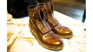ミハラヤスヒロのアトリエで「靴作りワークショップ」が開催!