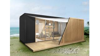 250万円で一軒家!YADOKARIスモールハウス『INSPIRATION』が販売開始