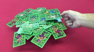 【大人のボードゲーム】カードを様々な置き方で積み上げていくボードゲーム『バオバブ』を紹介!