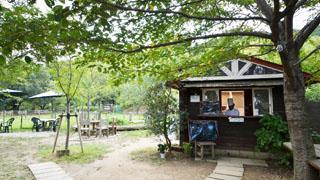 【大人の隠れ家】奈良・生駒山にある森の隠れ家レストラン「ラッキーガーデン」