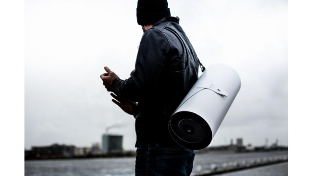 スーツがシワにならずに収納できるバッグ『ROLLOR(ローラー)』発売!