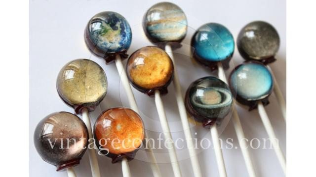 ハロウィンの手土産に!惑星キャンディー『Vintage Confections』発売!