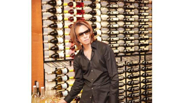 YOSHIKIプロデュース!カリフォルニア・ワインの第一人者と造り上げたワイン