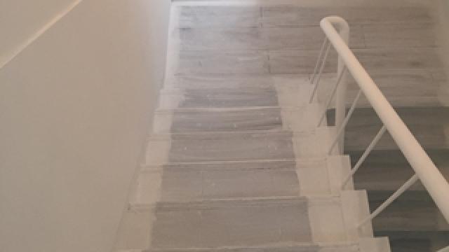 【男の本気DIY】4階建ビルをまるごとDIY!階段の塗装方法紹介!