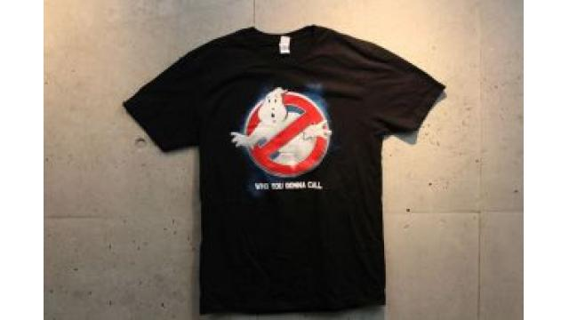 話題の映画「ゴーストバスターズ」オリジナルTシャツを抽選でプレゼント!
