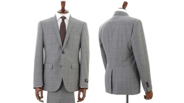 摩擦強度に優れたコンバットウール素材のスーツがNEXTBLUEから発売!