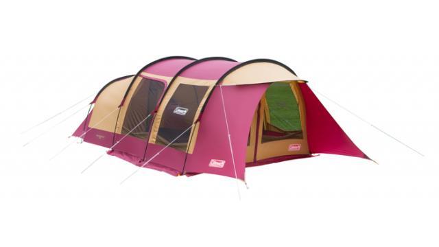秋キャンプを楽しもう!コールマンから新型2ルームテントなどが発売!