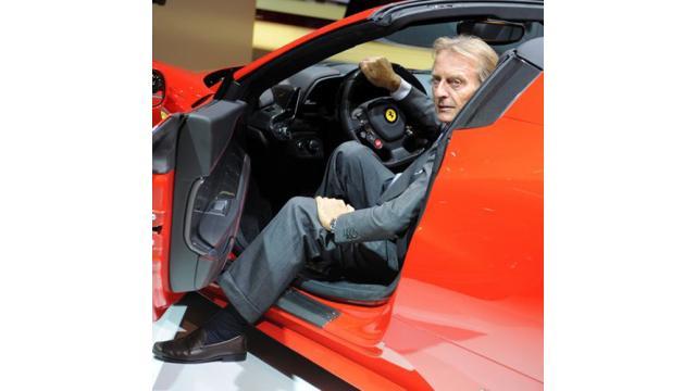 【匠に学ぶ】フェラーリに大きな功績を残した前会長「ルカ・ディ・モンテゼーモロ」さんに学ぶ、仕事術!