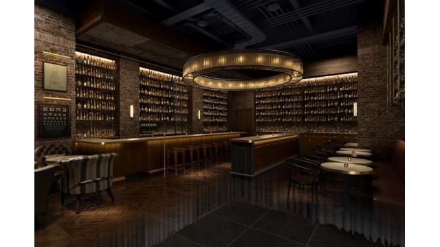 まるでウィスキーの図書館!約1000種が並ぶバー&ラウンジがオープン!