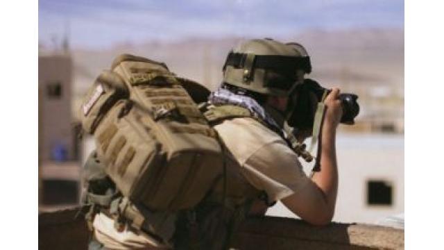 危険な職業 『戦場カメラマン』
