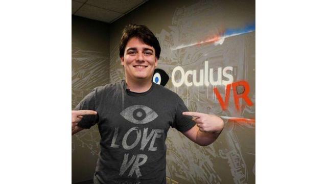 【匠に学ぶ】VRオキュラスリフトの開発者でありOculus創業者でもある『パーマー・ラッキー』さんに学ぶ、仕事術!