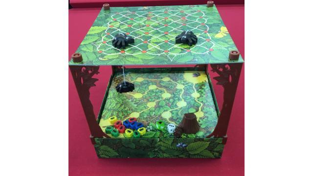 【大人のボードゲーム】面白ギミックを詰め込んだすごろく!大人のボードゲーム『スピンデレラ』を紹介!