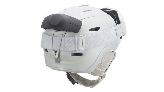 ウィンタースポーツ向けのヘルメット装着型ヘッドセット「NYSNO-10」が登場