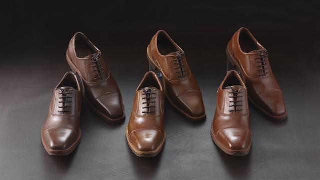 本物にしか見えない!リーガロイヤル大阪にて実物大革靴型チョコレート『紳士の輝き』発売!
