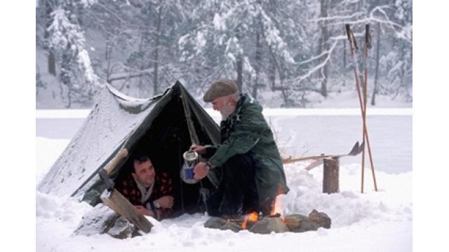 男前達のベストセレクション『男の冬のアウトドアレジャーベスト5』