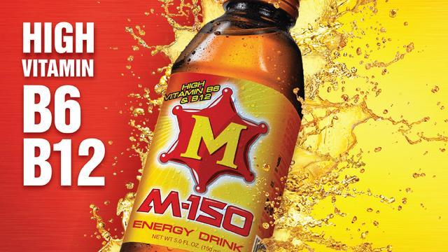 炭酸が苦手な人も飲める!タイで圧倒的シェアの非炭酸エナジードリンク『M-150』が日本発売!
