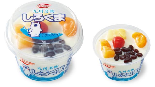 氷菓「しろくま」が芋焼酎「さつま無双」とコラボしたリキュール発売