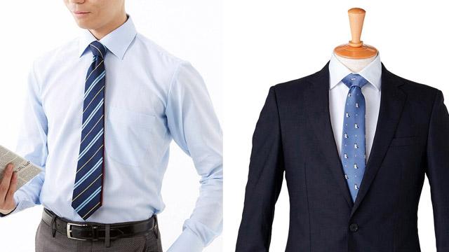 猫好きにはたまらない!オンオフ切替リバーシブルネクタイが発売!