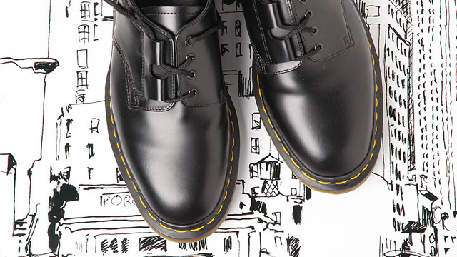 DR.MARTENS×ENGINEERED GARMENTS!人気シリーズ『1461』で新発売!