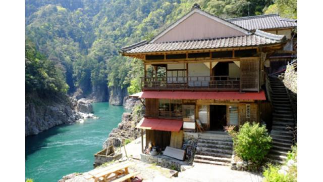 【大人の隠れ家】ホテルなのに喫茶店?奈良県の隠れ家喫茶「瀞ホテル」を紹介!