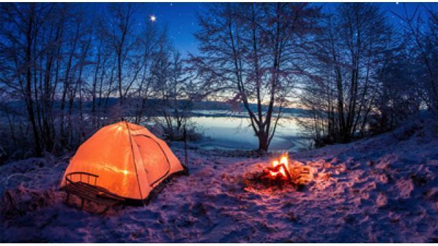 【大人の趣味道:アウトドア編】防寒バッチリで挑む「冬キャンプの楽しみ方」を紹介!