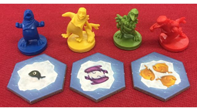 【大人のボードゲーム】見た目以上に頭を使うボードゲーム『それは俺の魚だ!』を紹介!