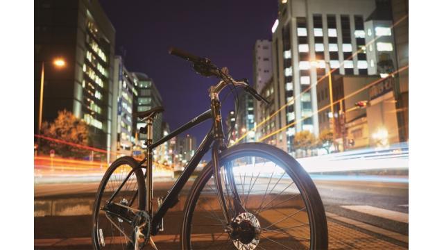 気軽さと走行性能を兼ね備えたクロスバイク「ヴァンドーム」が発売