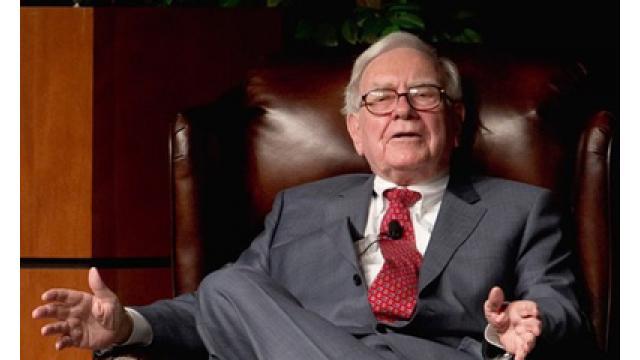 【匠に学ぶ】アメリカの投資家『ウォーレン・バフェット』さんに学ぶ仕事術