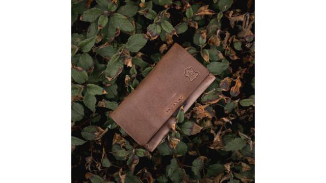 レザークラフトメーカー「Orox Leather」製カードホルダー
