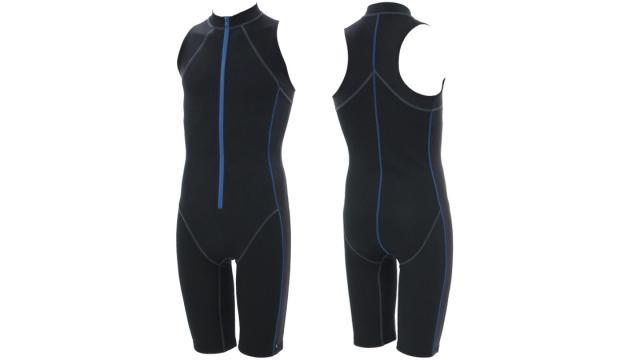 通常の19倍の浮力、長時間トレーニングにも最適な「楽に泳げる水着」