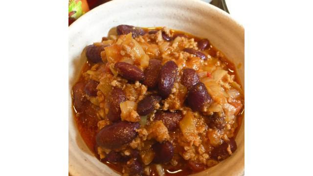 おつまみにもピッタリ!「チリコンカン」を炊飯器で作れる簡単レシピ