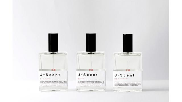 ラムネに柚子に「力士」…?J-Scentの新作香水が梅田蔦屋書店にて先行販売