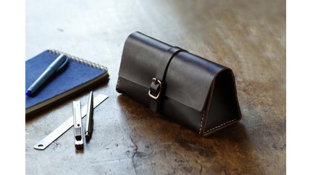 土屋鞄製造所よりヌメ革でオリジナルツールボックスを作れるキットが発売