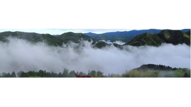 【大人の隠れ家】奇跡の雲海が眼下に!和歌山の隠れ家宿「霧の郷たかはら」を紹介