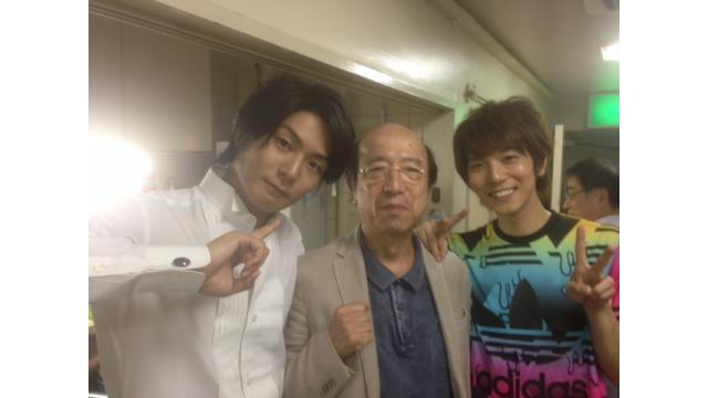 「涙橋ディンドンバンド」八神蓮くん20160812銀座博品館劇場