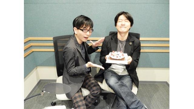第一回生放送後の山中真尋さん&川原慶久さんのコメントが到着!