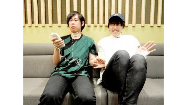 『白井悠介と中島ヨシキの恋するサノバビッチラジオ』第2回、配信開始!