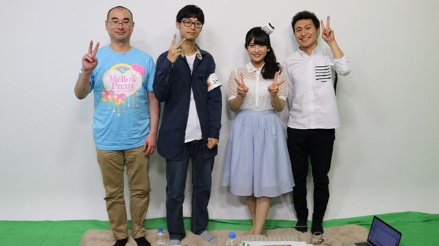美人キャスター出演「ウェザーニュース」特番にユーザー記者が潜入!【92aki編】